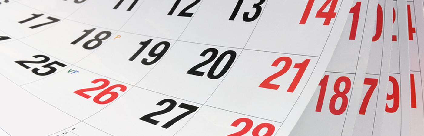 Calendari laboral | Assessoria Callicó
